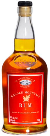Berkshire Mountain Distillers Rum Ragged Mountain